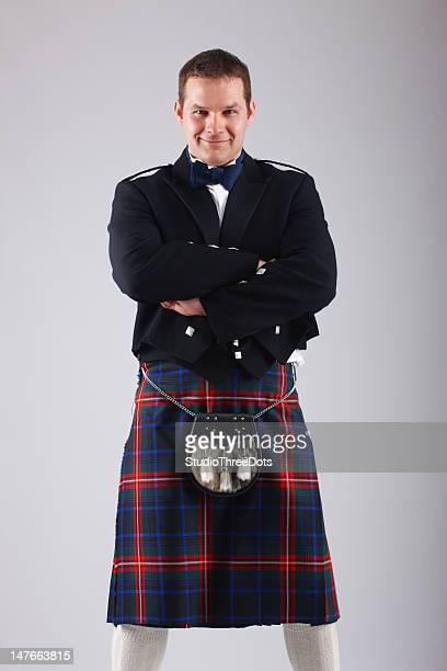 Bel jeune scotsman