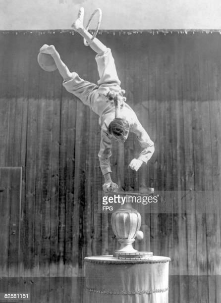 Handstand Man