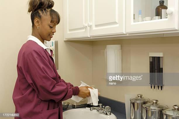 handwash prep