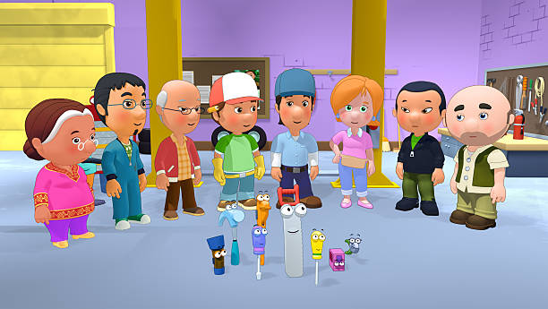 """Mannys Auto Repair >> Disney Channel's """"Handy Manny"""" - Season Three Photos and Images 