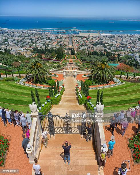 Hanging Gardens of Haifa