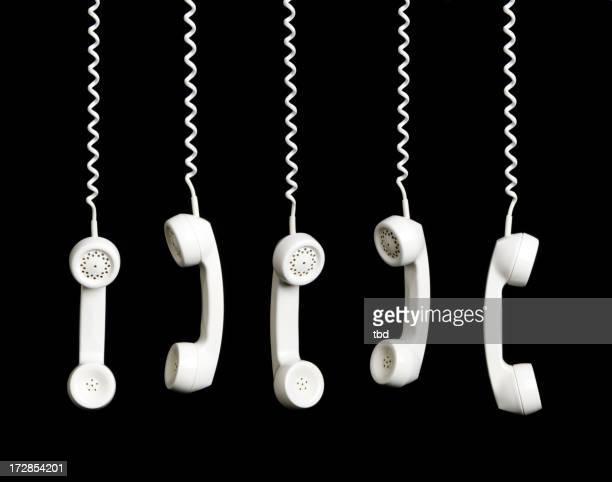 Hanging Phones