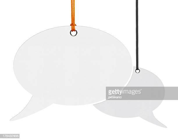 Suspension discours bulles (Tracé de détourage)