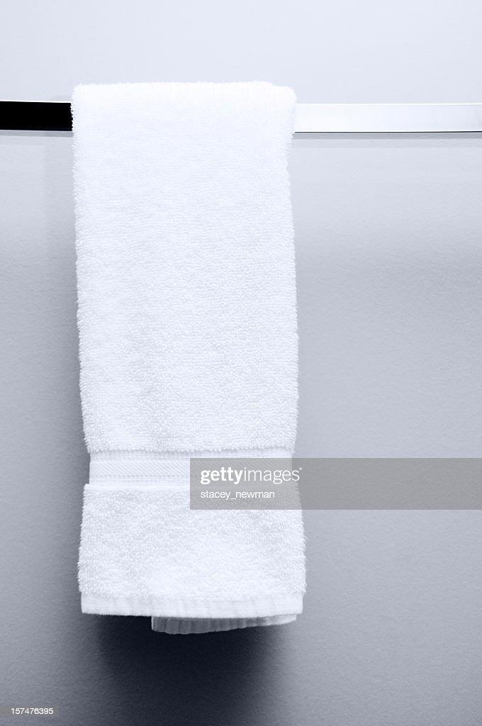 Hanging Towel, Hotel Bathroom