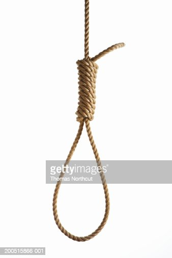 Noose Stock Photos and Pictures | Getty Images