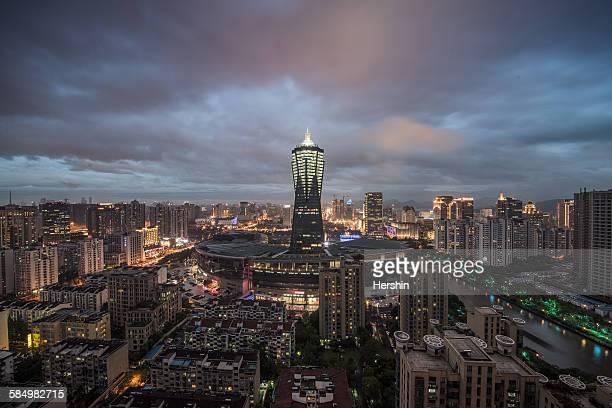 Hangzhou city