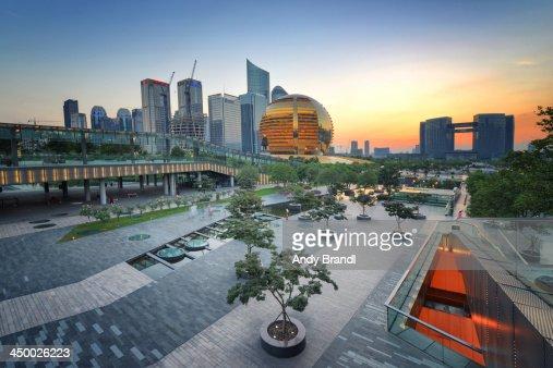CBD - Hangzhou (Overview)