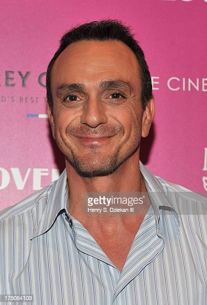 Hank Azaria attends The Cinema Society and MCM with Grey Goose screening of Radius TWC's 'Lovelace' at Museum of Modern Art on July 30 2013 in New...