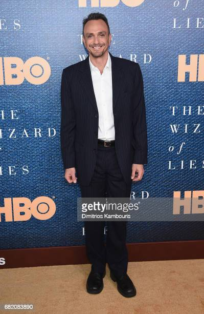 Hank Azaria attends the 'The Wizard Of Lies' New York Premiere at The Museum of Modern Art on May 11 2017 in New York City