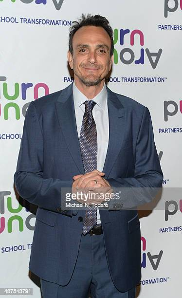 Hank Azaria attends the Turnaround for Children's 5th Annual Impact Awards Dinner at Cipriani 42nd Street on April 30 2014 in New York City