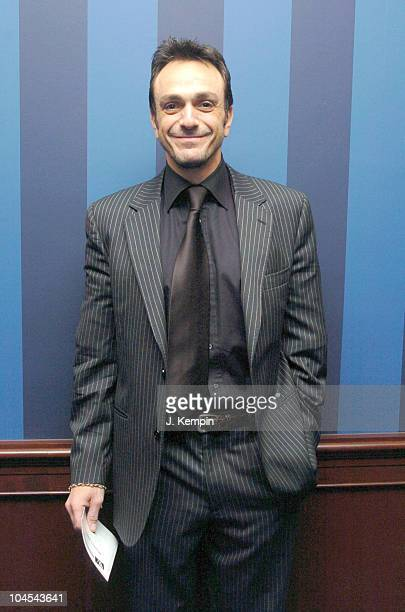 Hank Azaria during Williamstown Theatre Festival Honors Blythe Danner at Sheraton New York Hotel Towers in New York City New York United States