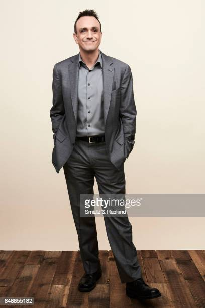 Hank Azaria poses for portrait session at the 2017 Film Independent Spirit Awards on February 25 2017 in Santa Monica California
