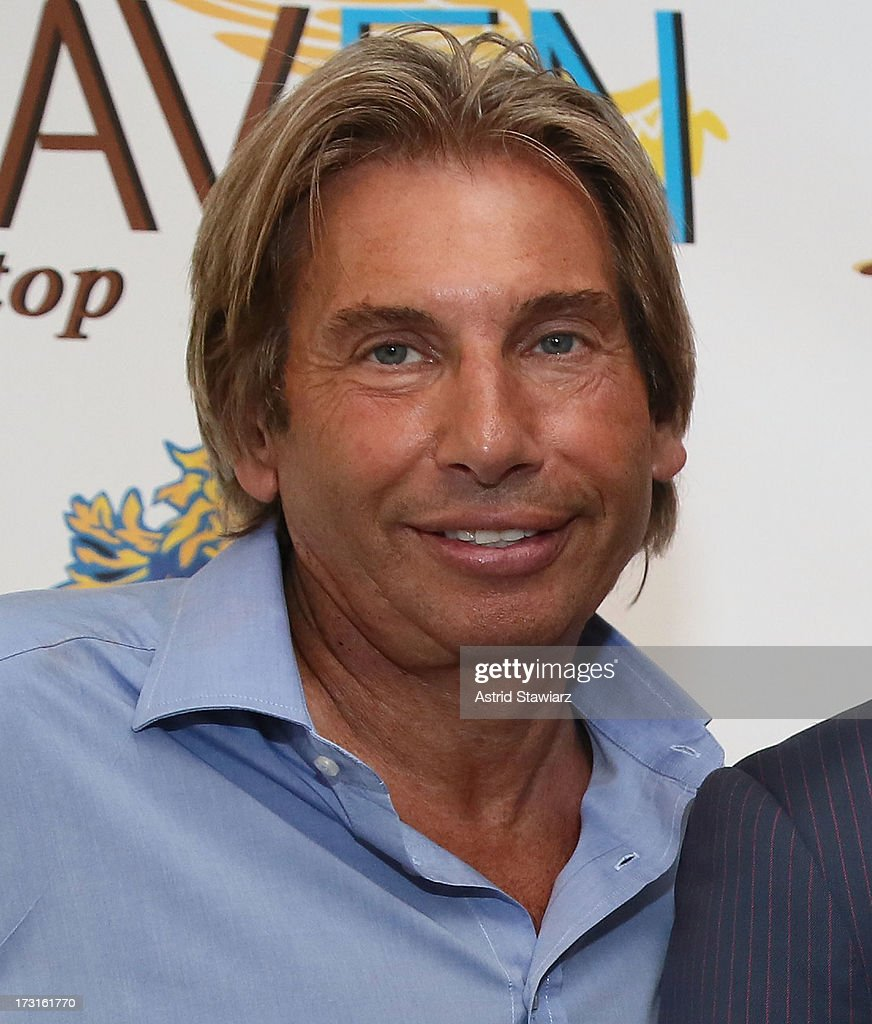 Hank Freid attends Amir Khan & Faryal Makhdoom's Welcome To New York Party at Haven Rooftop at Sanctuary Hotel on July 8, 2013 in New York City.