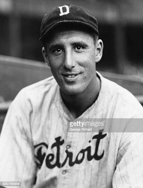 Hank Greenberg 1st baseman on the Detroit Tigers