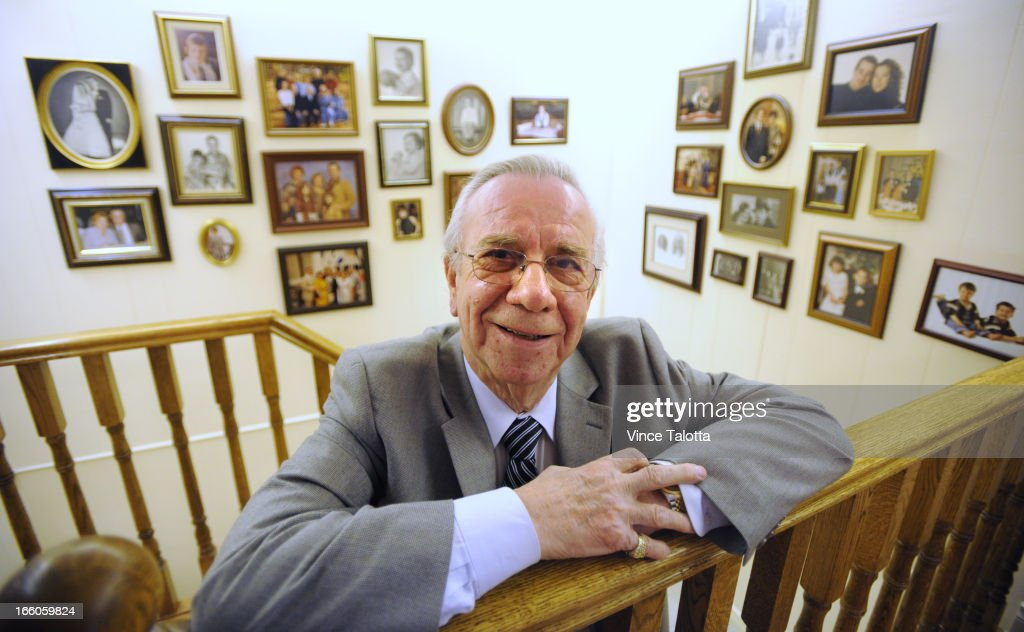 Hank Rausenbaum, founder of the Holocaust Survivors Network in Canada, which organizes talks through the country by survivors in his home and happy to be in Canada