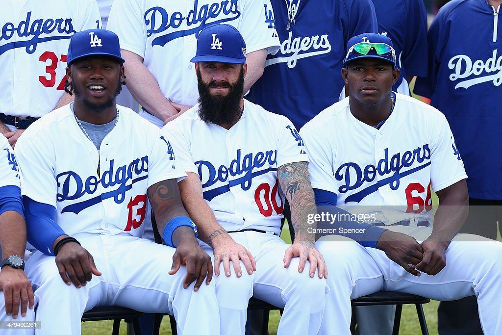 Hanley Ramirez Dodgers 2014