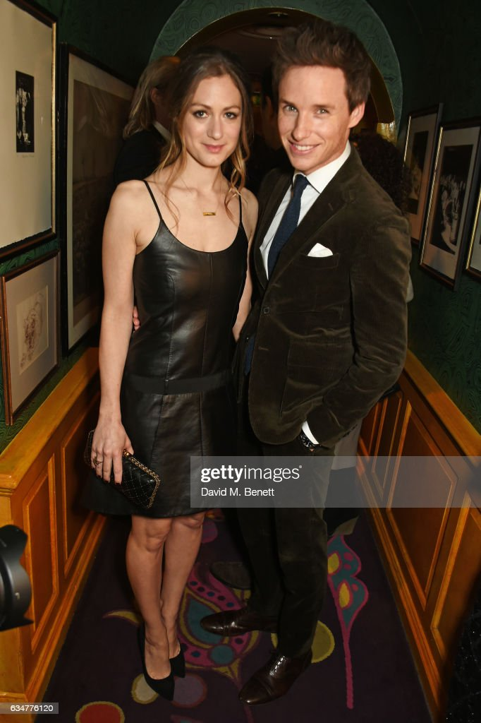 hannah-bagshawe-and-eddie-redmayne-attend-a-pre-bafta-party-hosted-by-picture-id634776120