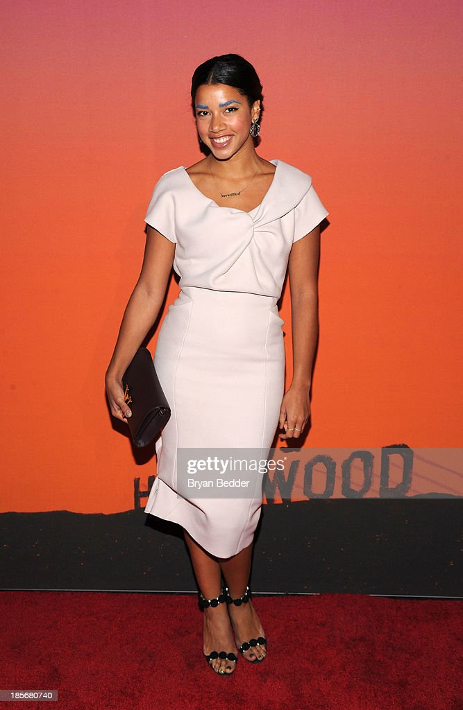 <a gi-track='captionPersonalityLinkClicked' href=/galleries/search?phrase=Hannah+Bronfman&family=editorial&specificpeople=2569204 ng-click='$event.stopPropagation()'>Hannah Bronfman</a> arrives for the Whitney Museum of American Art Gala & Studio Party 2013 Supported By Louis Vuitton at Skylight at Moynihan Station on October 23, 2013 in New York City.