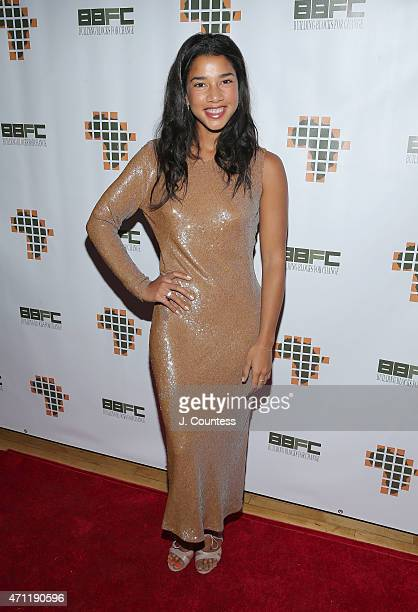 Hannah Bronfman attends the 2015 Building Blocks For Change Spring Gala at Michelson Studio on April 25 2015 in New York City