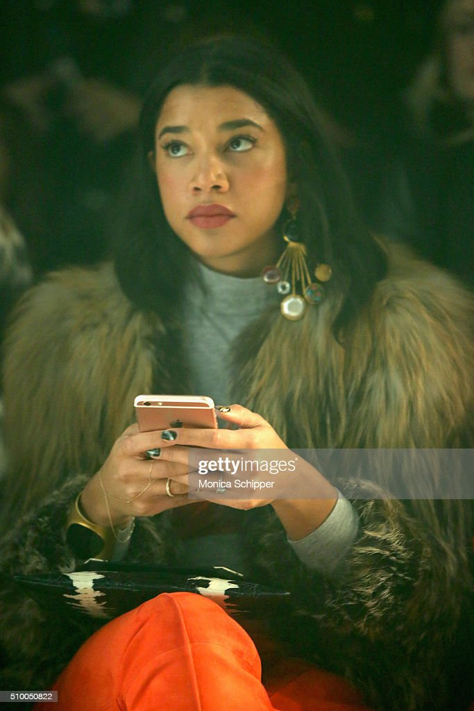 <a gi-track='captionPersonalityLinkClicked' href=/galleries/search?phrase=Hannah+Bronfman&family=editorial&specificpeople=2569204 ng-click='$event.stopPropagation()'>Hannah Bronfman</a> attends the Baja East Fall 2016 fashion show during New York Fashion Week: The Shows at The Dock, Skylight at Moynihan Station on February 13, 2016 in New York City.