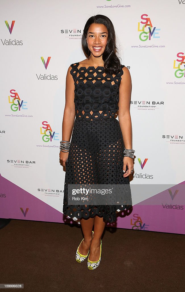 Hannah Bronfman attends the Vera Launch at Ambassadors River View at the United Nations on January 24, 2013 in New York City.