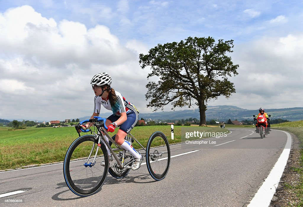 Photos Et Images De Uci Para Cycling Road World Championship Day