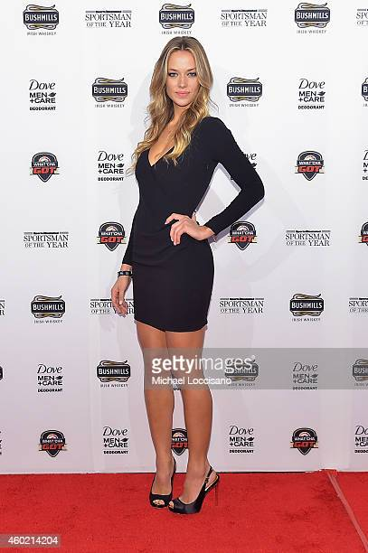 Hannah Ferguson attends the Sportsman Of The Year 2014 Ceremony on December 9 2014 in New York City