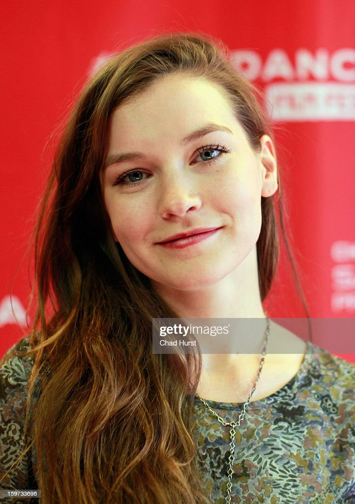 Hannah Gross attends 'I Used To Be Darker' Premiere during the 2013 Sundance Film Festival at Yarrow Hotel Theater on January 19, 2013 in Park City, Utah.