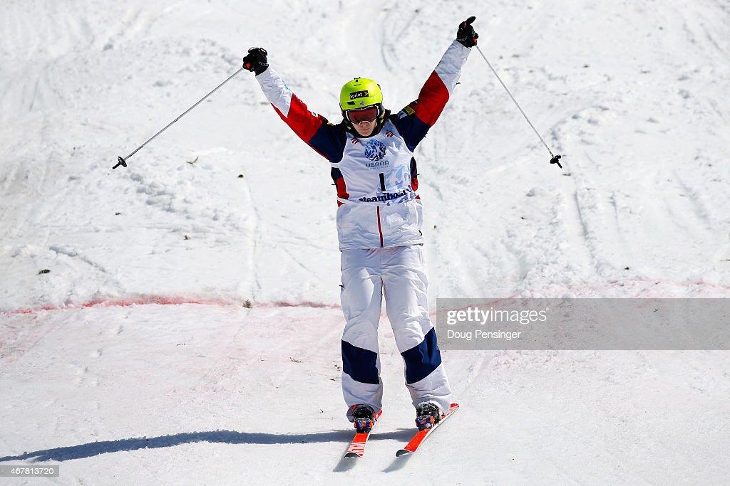 U.S. Freestyle Ski Championships - Day 1
