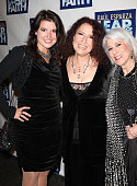 Hannah Manchester Melissa Manchester attending the Broadway Opening Night Performance of 'LEAP OF FAITH' on 4/26/2012 at the St James Theatre in New...
