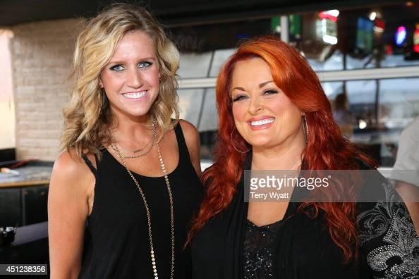 Hannah Martin/director of ACM Lifting Lives and Wynonna Judd attend the ACM Lifting Lives Music Camp Karaoke Night With Brett Eldredge And Wynonna at...