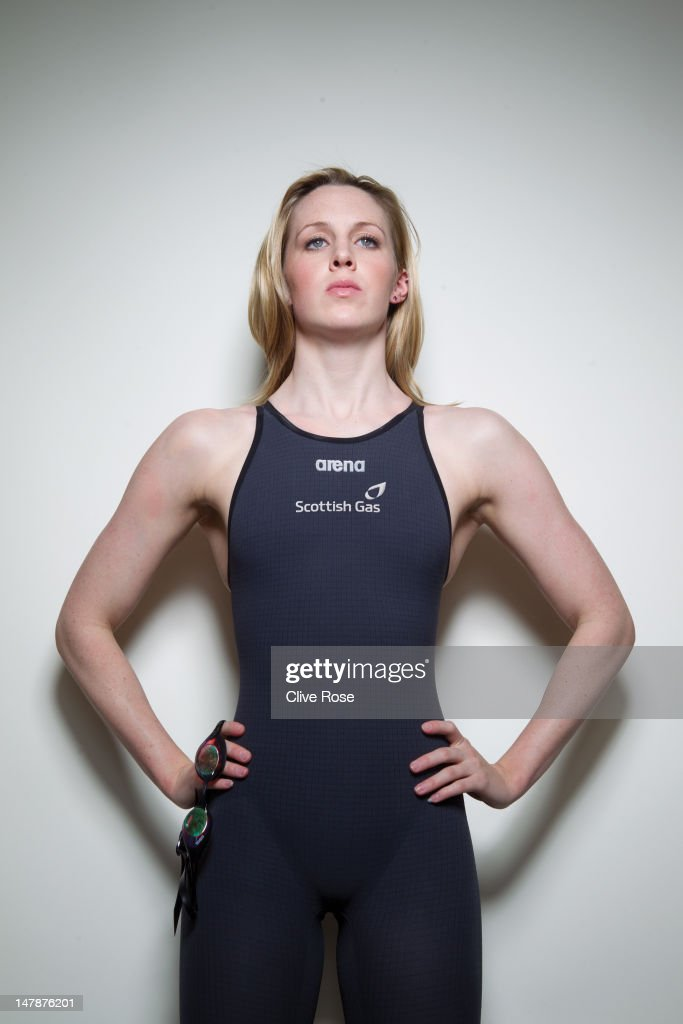 <a gi-track='captionPersonalityLinkClicked' href=/galleries/search?phrase=Hannah+Miley+-+Swimmer&family=editorial&specificpeople=4333059 ng-click='$event.stopPropagation()'>Hannah Miley</a> of the Great Britain Swimming team poses for a portrait during a British Gas photo shoot on March 14, 2011 in London, England.