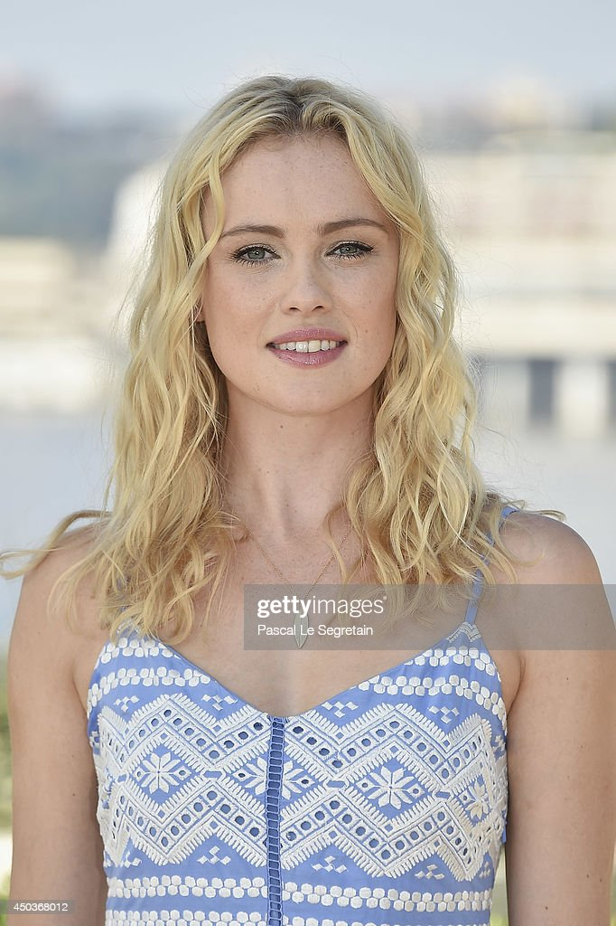 <a gi-track='captionPersonalityLinkClicked' href=/galleries/search?phrase=Hannah+New&family=editorial&specificpeople=8671957 ng-click='$event.stopPropagation()'>Hannah New</a> attends a photocall for the TV Show ' Black Sails' as part of the 54th Monte-Carlo Television Festival on June 10, 2014 in Monte-Carlo, Monaco.
