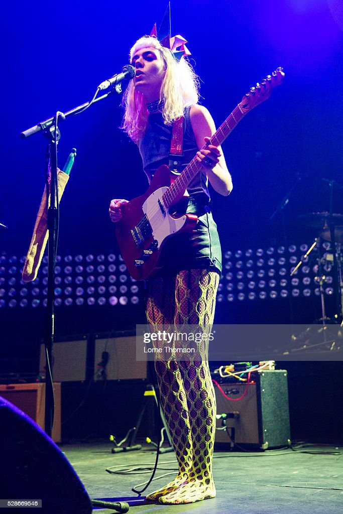 Hannah Rodgers performs as Pixx at The RoundhousePixx on May 06, 2016 in London, England.