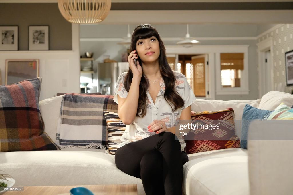 Hannah Simone in the 'Misery' episode of NEW GIRL airing Tuesday, March 21 (8:00-8:31 PM ET/PT) on FOX.