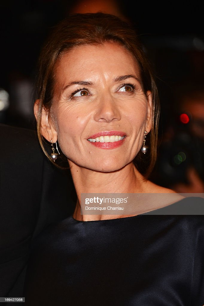 Hanne Jacobsen attends the Premiere of 'Michael Kohlhaas' at The 66th Annual Cannes Film Festival at Palais des Festivals on May 24, 2013 in Cannes, France.