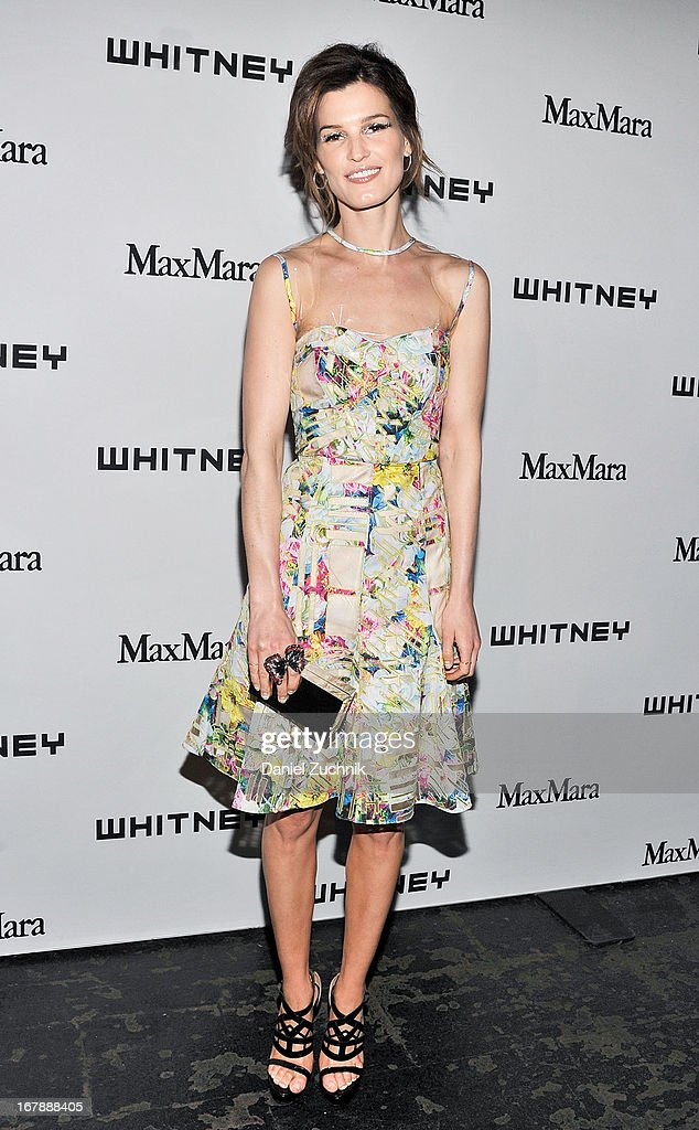 Hanneli Mustaparta attends the 2013 Whitney Art Party at Skylight at Moynihan Station on May 1, 2013 in New York City.