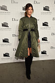 Hanneli Mustaparta attends the Guggenheim International Gala PreParty made possible by Dior on November 5 2014 in New York City
