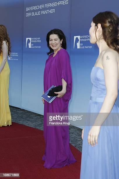 Hannelore Elsner at The Bavarian Television Award at Prinzregententheater in Munich