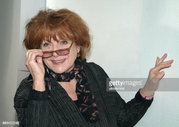 Hannelore Hoger Schauspielerin D