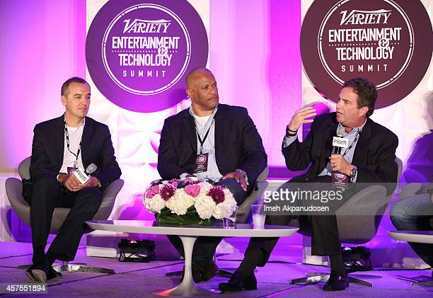 Hanno Basse chief technology officer 20th Century Fox Mark L Walker svp and general manager Walt Disney Interactive Media Walt Disney Interactive and...