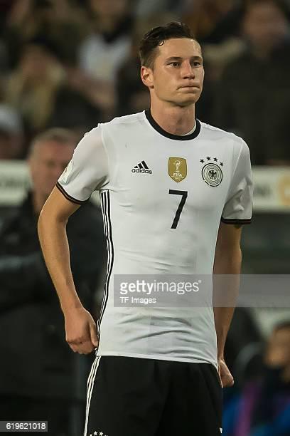Hannover Deutschland WMQualifikation 2016/2017 Gruppe C Deutschland Nordirland Julian Draxler