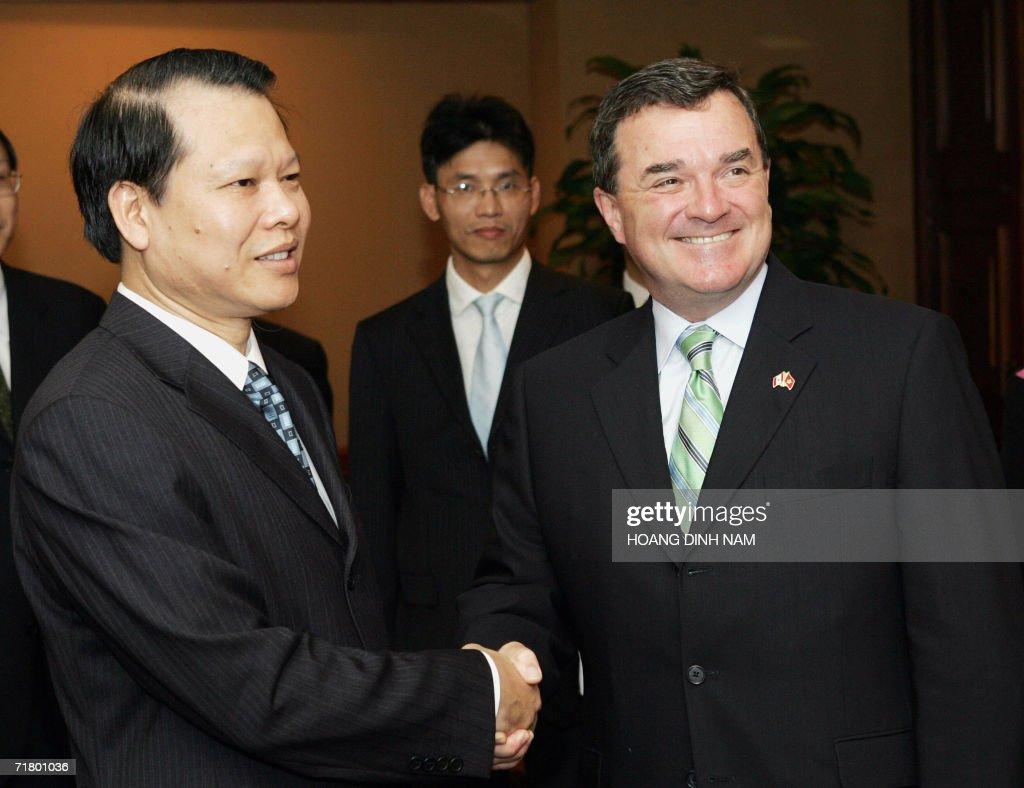 APEC Finance Ministers Meet In Hanoi