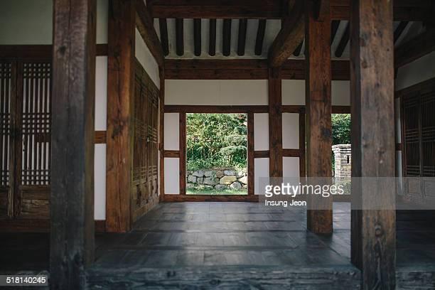 Hanok (Korean Traditional House)