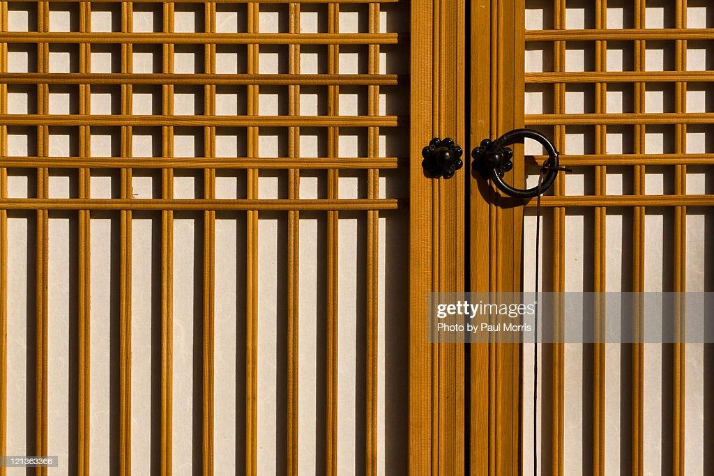 Hanook lattice fence