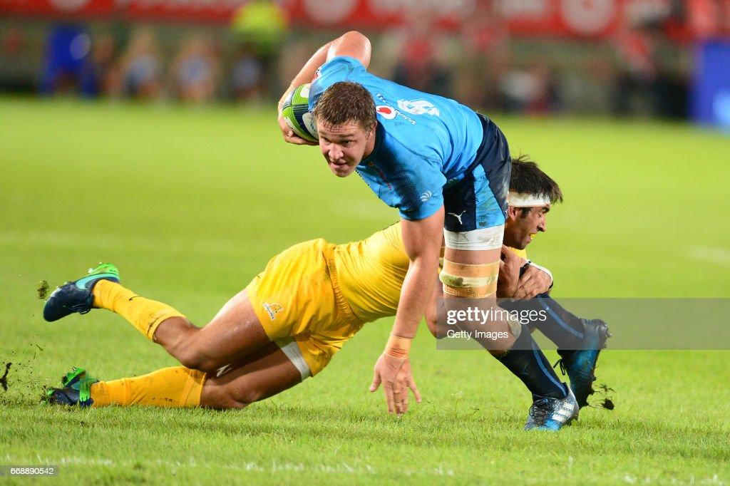 Super Rugby Rd 8 - Bulls v Jaguares