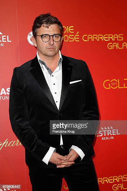 Hans Sigl attends the 22th Annual Jose Carreras Gala on December 14 2016 in Berlin Germany