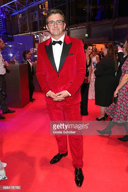 Hans Sigl during the Bambi Awards 2015 at Stage Theater on November 12 2015 in Berlin Germany