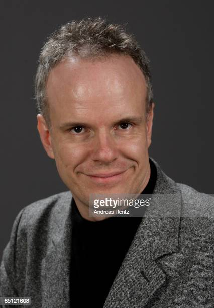 Hans Ulrich Obrist attends the Digital Life Design conference on January 25 2009 in Munich Germany DLD brings together global leaders and creators...