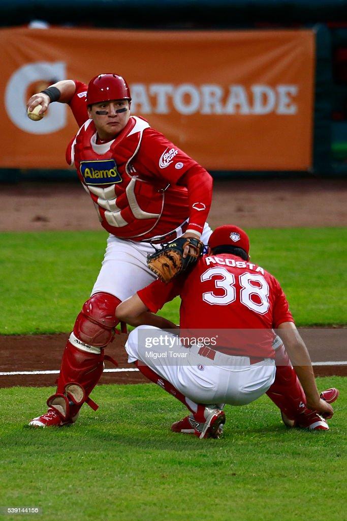... de Yucatan and Diablos Rojos as part of Liga Mexicana de Beisbol 2016